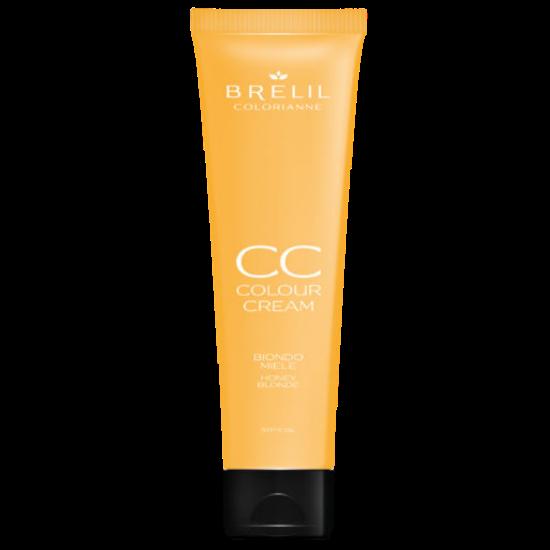 CC krém - výživný farbiaci krém, medová