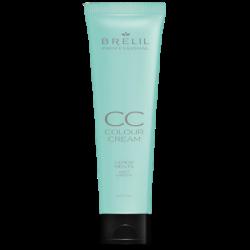 CC krém - výživný farbiaci krém, zelená mint