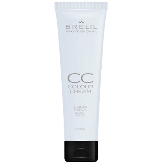 CC krém - výživný farbiaci krém, perlovo šedá