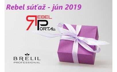 Rebel súťaž - jún 2019