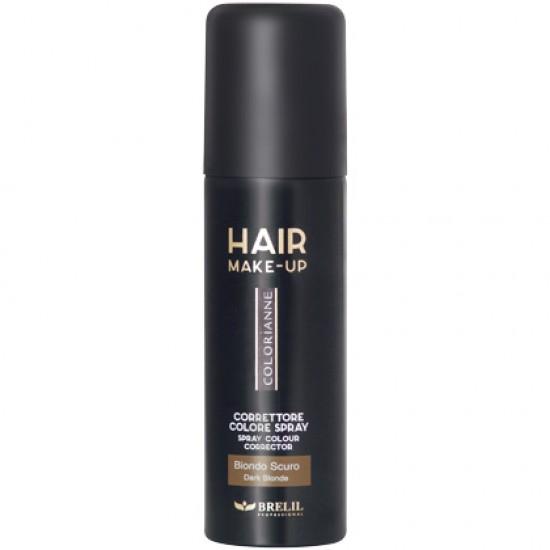 Hair Make Up - na prekrytie šedín - tmavá blond