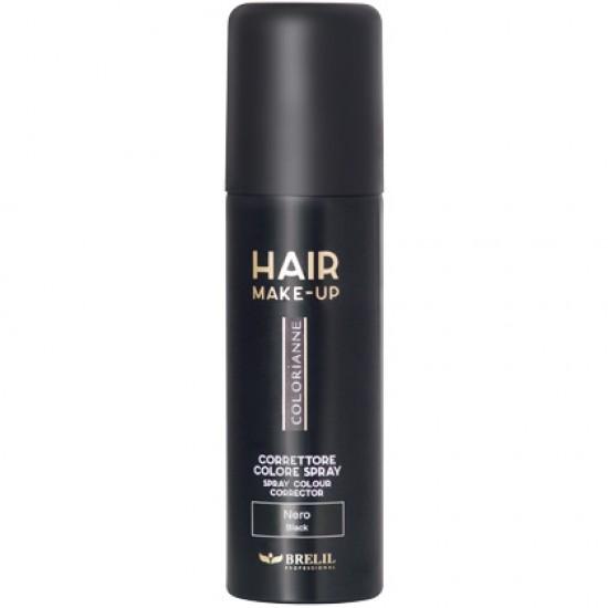 Hair Make Up - na prekrytie šedín - čierna