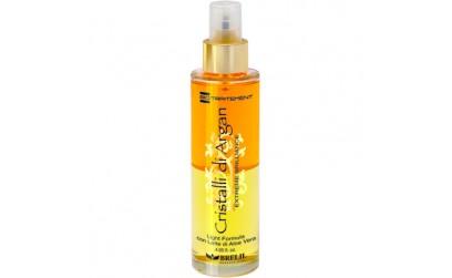 Biphasic Formula Light - lesk z bio-arganového oleja a aloe vera na jemné vlasy