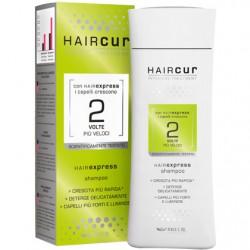 Haircur Hair Express - šampón na zrýchlenie rastu vlasov