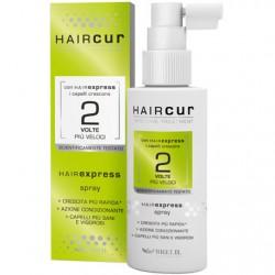 Haircur Hair Express - sprej na zrýchlenie rastu vlasov