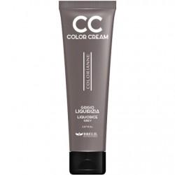 CC krém - výživný farbiaci krém, šedé drievko