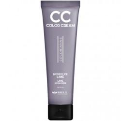 CC krém - výživný farbiaci krém, ľadovo strieborná